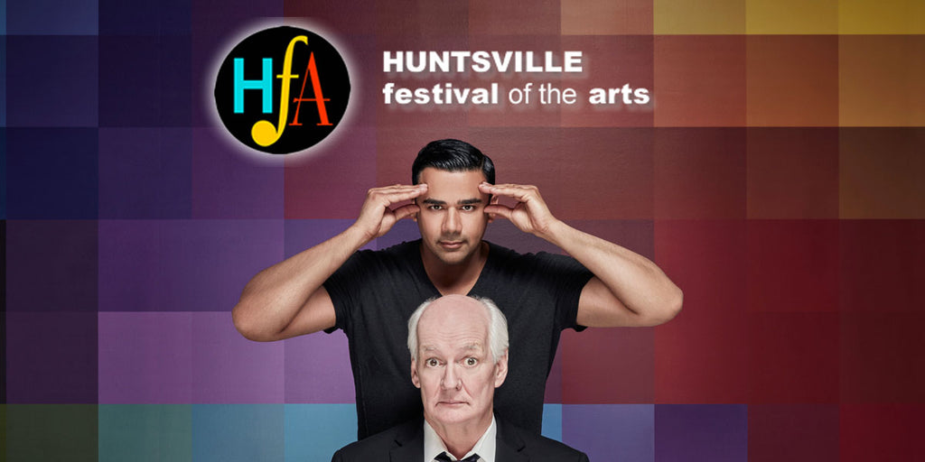 WOW! Huntsville Festival of the Arts winter events will blow you away!