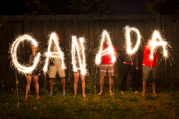 2015 Canada Day Celebrations in Muskoka