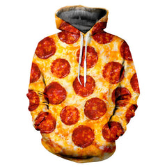 Shelfies Pizza Party Hoodie