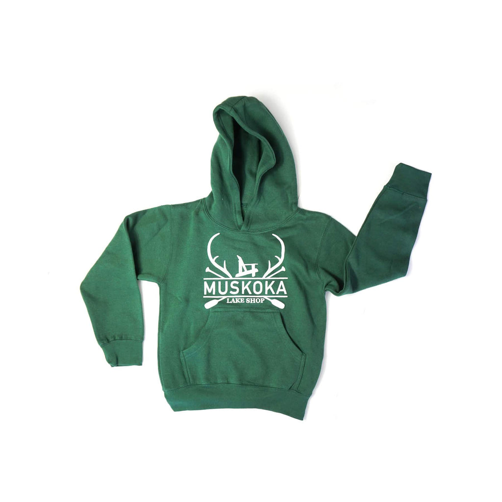 Lake Shop Muskoka Youth Hooded Sweatshirts