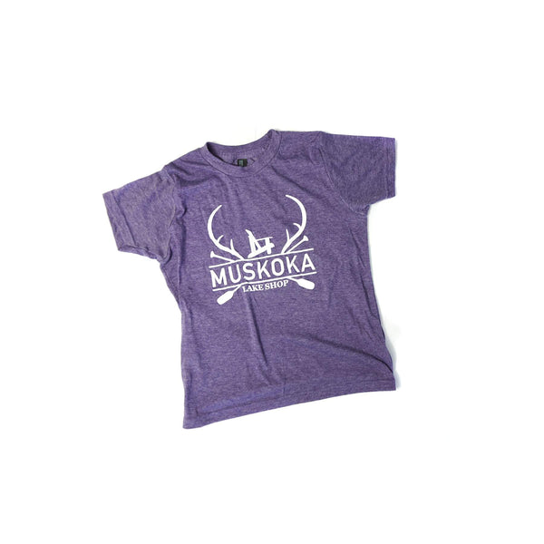 Purple Youth T-shirt
