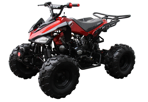 Coolster 3125 CX2 - 125cc Auto w/ Reverse