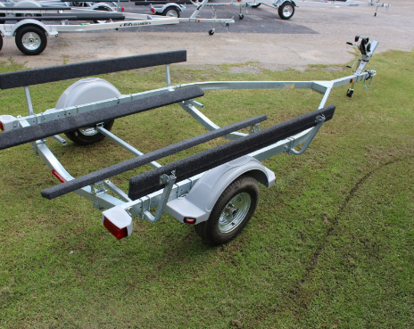 EZ Loader Galvanized / Torsion / Single Axle / Bunk - 3100lb for 19-22'