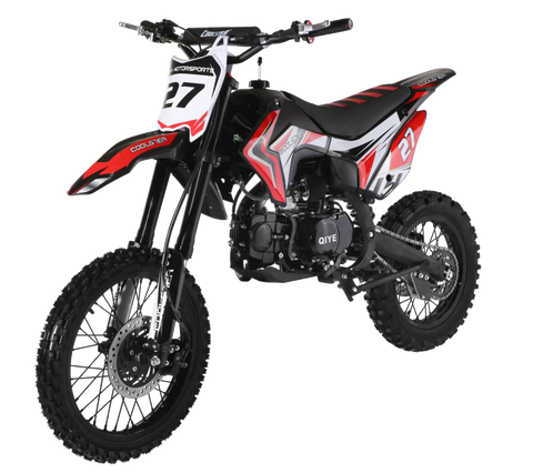 Coolster M-125 - 125CC Manual Transmission - Large Pit Bike