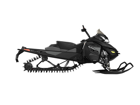 "'18 Summit SP™ 146 / 600 H.O. E-TEC Electric Start, PowderMax Light 2.5"" (Model CXJD)"