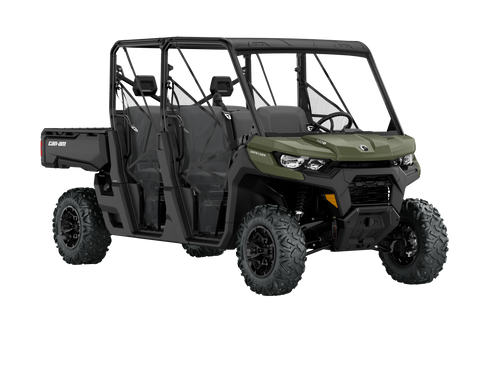 DEFENDER® MAX HD8 DPS
