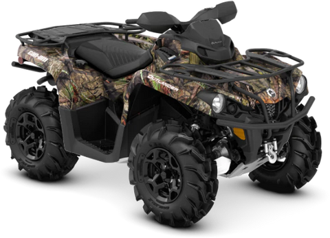 ***IN STOCK***  OUTLANDER™ 570 Mossy Oak Edition