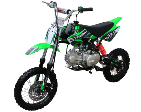Coolster XR-125 - 125CC Semi-Auto Mid Sized Pit Bike