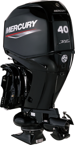 Jet 40HP (Remote w/ Electric Start)