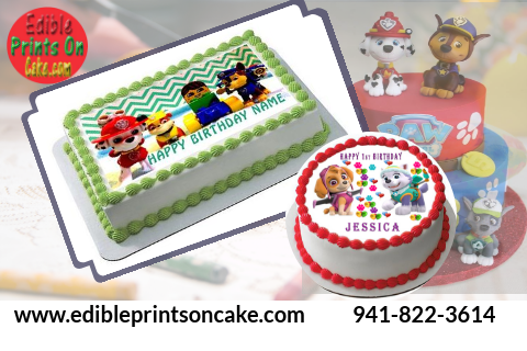 Edible Images for Cakes