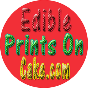 Edible Image Ideas for Cakes Toppings