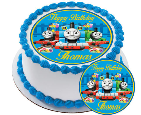 Toddlers Love Their Thomas