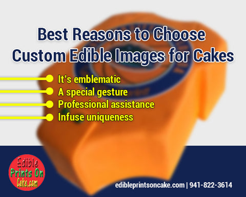 custom edible images