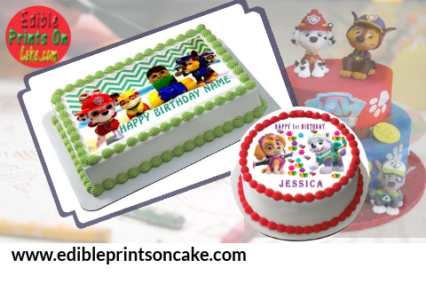 Printed Cake Image 5 Easy Tips To Rock Your Party