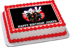 Ghostbusters 2 Edible Birthday Cake Topper OR Cupcake Topper, Decor - Edible Prints On Cake (Edible Cake &Cupcake Topper)
