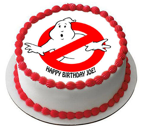 Ghostbusters 5 Edible Cake Topper & Cupcake Toppers ...