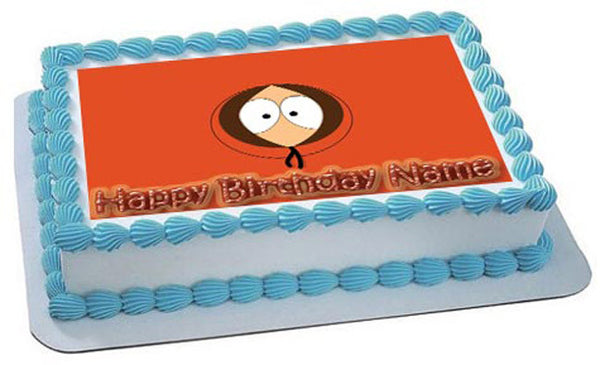 South Park 2 Edible Birthday Cake Or Cupcake Topper
