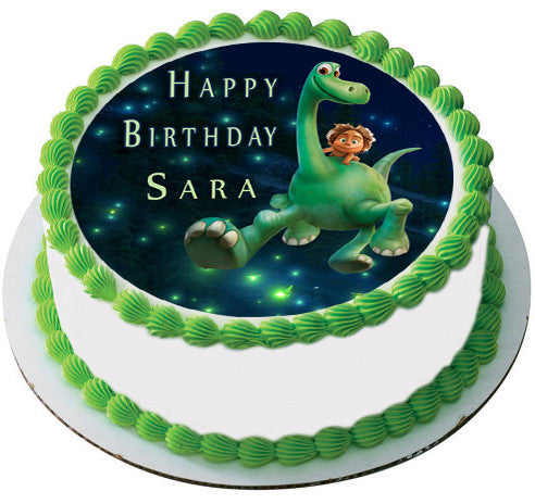 Good Dinosaur Cake Topper