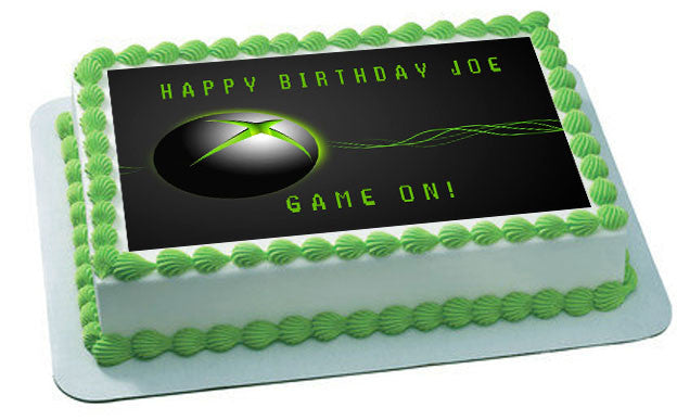Enjoyable Video Game Systems Edible Cake Topper Or Cupcake Toppers Funny Birthday Cards Online Alyptdamsfinfo