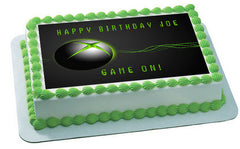 Video game systems - Edible Cake Topper OR Cupcake Topper, Decor