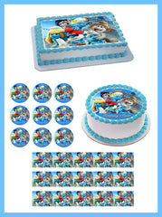 Smurfs 2  1 Edible Birthday Cake Topper OR Cupcake Topper, Decor