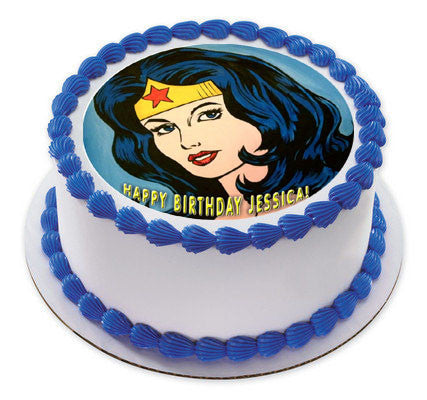 Image Result For Woman Birthday Cake Topper