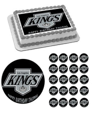 LA HOCI GAME Edible Birthday Cake Topper OR Cupcake Topper, Decor - Edible Prints On Cake (Edible Cake &Cupcake Topper)