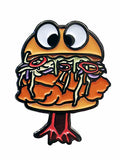 FRLA FRIED CHICKEN SANDWICH PIN by HungryEyesNY