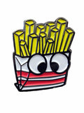 FRIES PIN by HungryEyesNY