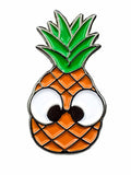 MOLD x HungryEyesNY Pineapple Pin