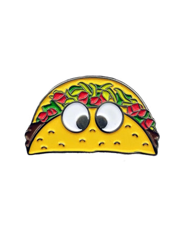 TACO PIN by HungryEyesNY
