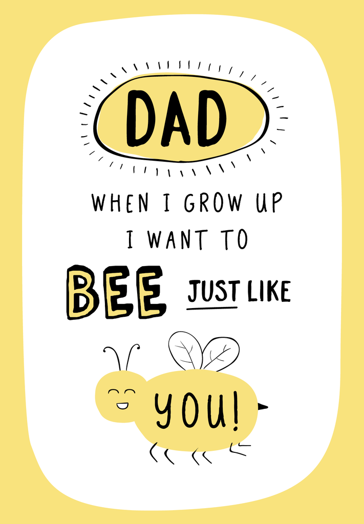 Bee just like you