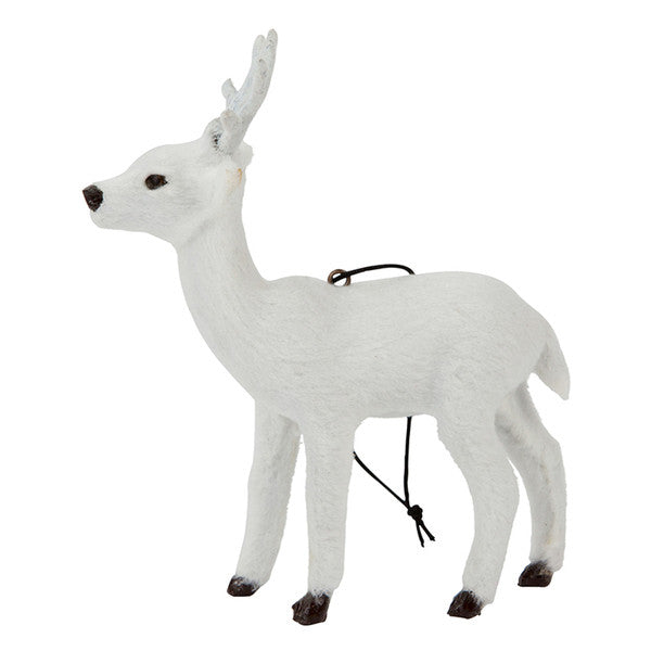 DTTW Reindeer Decoration White
