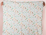 Halcyon Nights - Fitted Cot Sheet