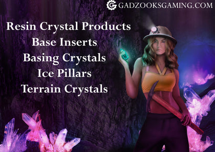 Resin Crystal Products