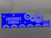 Acrylic Widget - SAE (Inches) - Gadzooks - Wargaming Measurement Tool