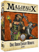 Malifaux (M3E): One Born Every Minute (Single Models Available)