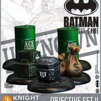 Batman: Objective Game Markers (5Markers)