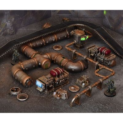 Terrain Crate: Industrial Accessories