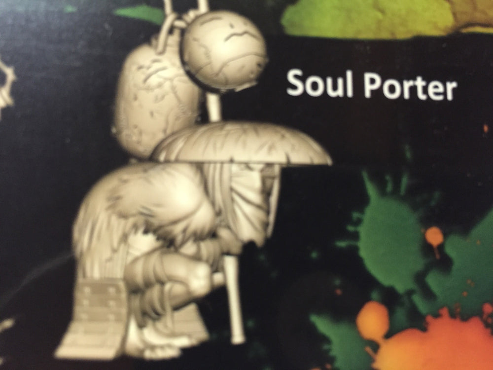 Soul Porter - Masters of the Path (Yan Lo Box) WYR20217