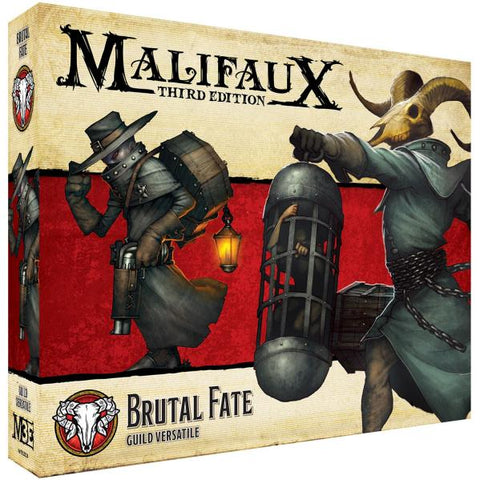 Malifaux (M3E): Brutal Fate Expected July 2019 Release