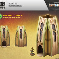 Infinity Terrain: Energy Tower