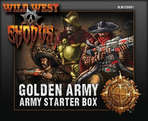 Golden Army  Army Starter Box