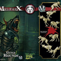 Guild Hound M2E (Box of 4 Miniatures)