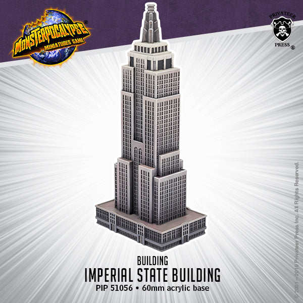 Imperial State Building - Monsterpocalypse