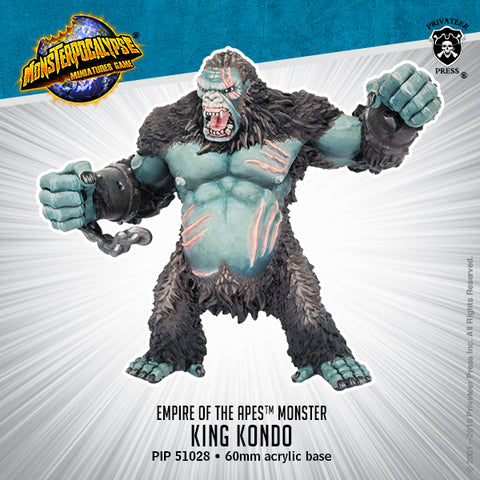 King Kondo - Monsterpocalypse