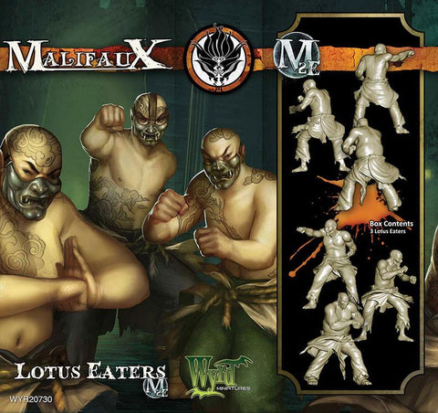 Lotus Eater M2E (Box of 3 miniatures) (Lotus Eaters) WYR20730