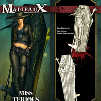 Miss Terious - Alt Death Marshall