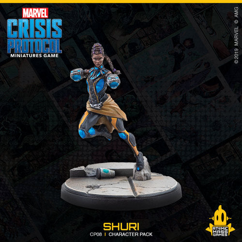 Shuri from Crisis Protocol