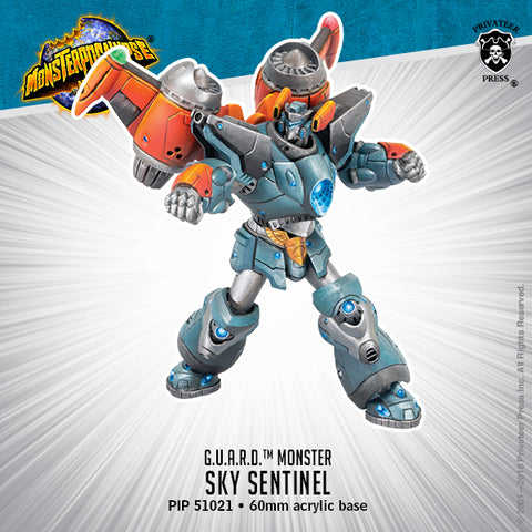 Sky Sentinel - Monsterpocalypse